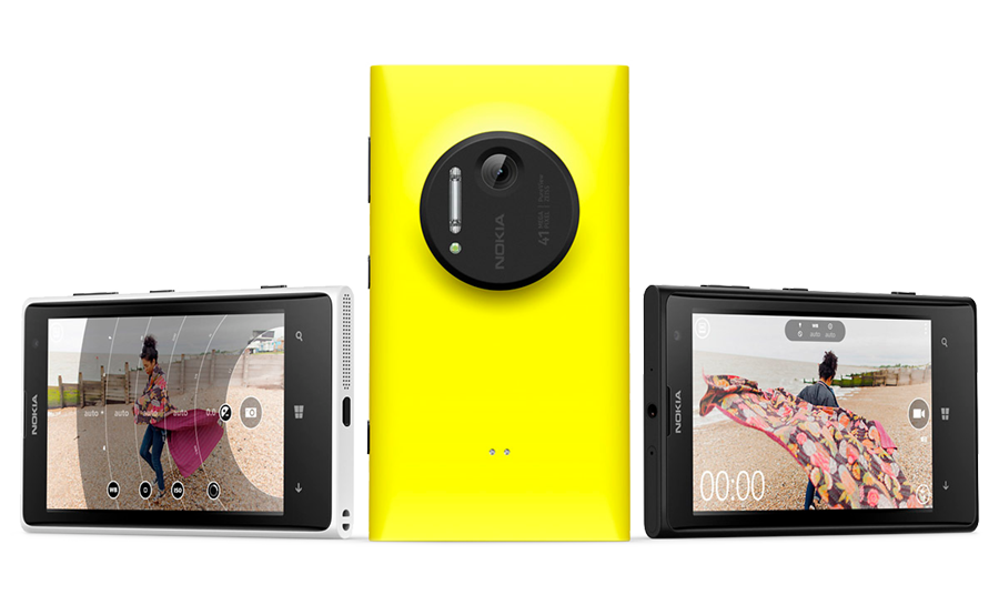 Nokia 1020, the state of the art cameraphone.